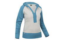 Salewa Amnezia CO Knit Women's Hoodie papyrus